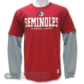 Colosseum Athletics Florida State Seminoles NCAA T-shirt/Long Sleeve Combo at Sears.com