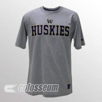 Colosseum Athletics Washington Licensed Embroidered Logo T-Shirt at Sears.com